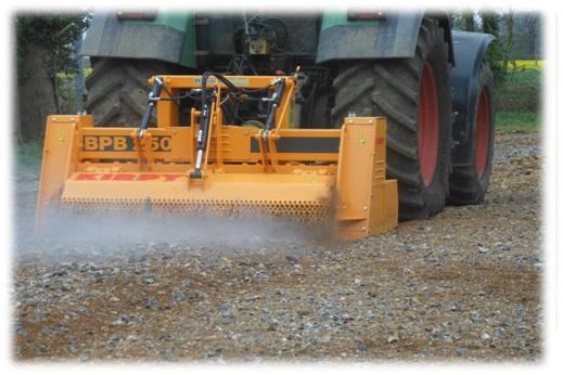 Farm Track Improvement and Construction 2
