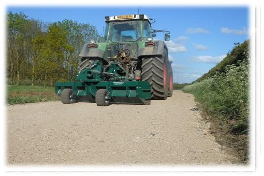 Farm Track Improvement and Construction 3